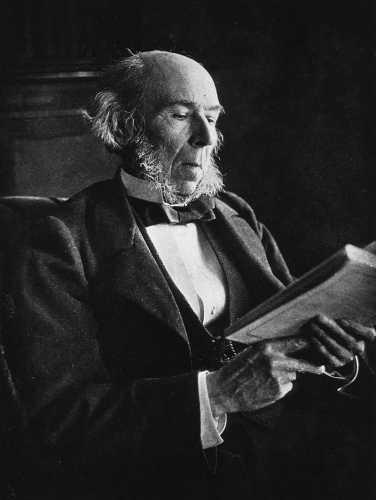 Herbert Spencer (27/04/1820 - 08/12/1903)
