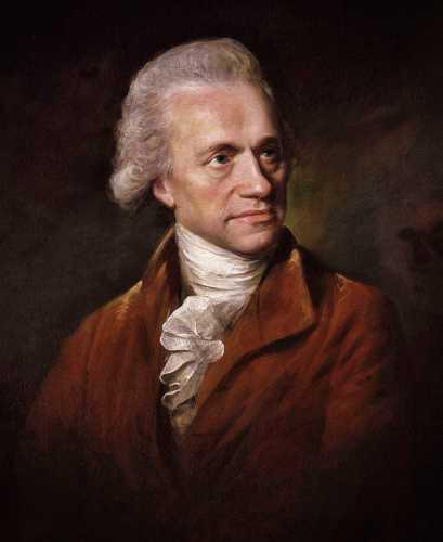 William Herschel (15/11/1738 - 25/08/1822)