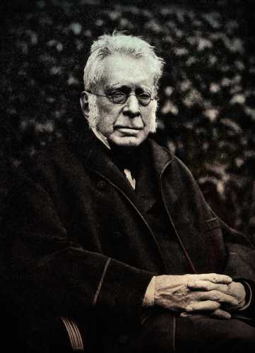 Sir George Biddell Airy (27/07/1801 - 02/01/1892)