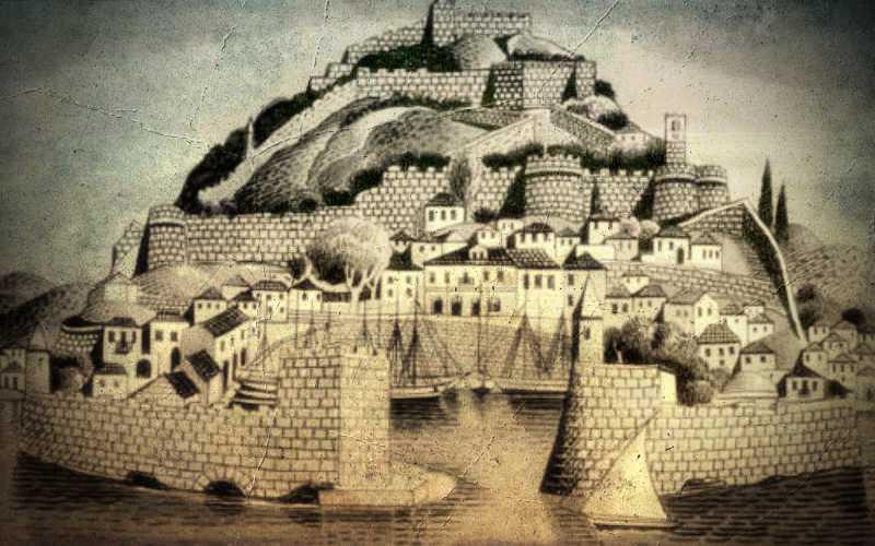 Τα στοιχειωμένα κάστρα της Ελλάδας - Το Κάστρο της Ναυπάκτου...