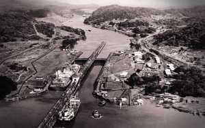 Εμφάνιση Α.Τ.Ι.Α. στον Παναμά, το 1973...