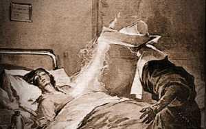 Η γυναίκα που ακτινοβολούσε μυστηριωδώς…