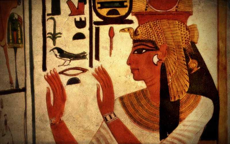 Το φάντασμα της Αιγύπτιας Πριγκίπισσας, που αναζητούσε το χέρι της για τρεις χιλιάδες χρόνια…