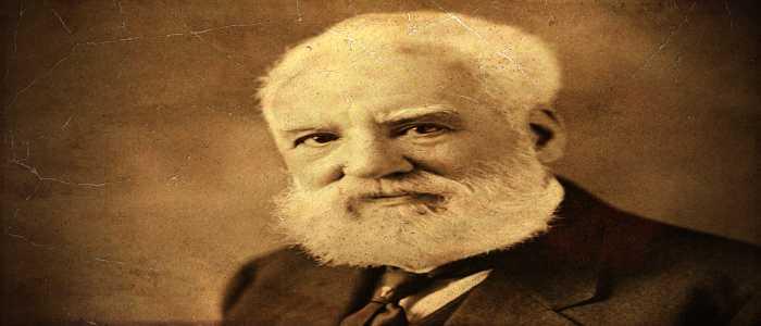 Alexander Graham Bell (03/03/1847 - 02/08/1922)