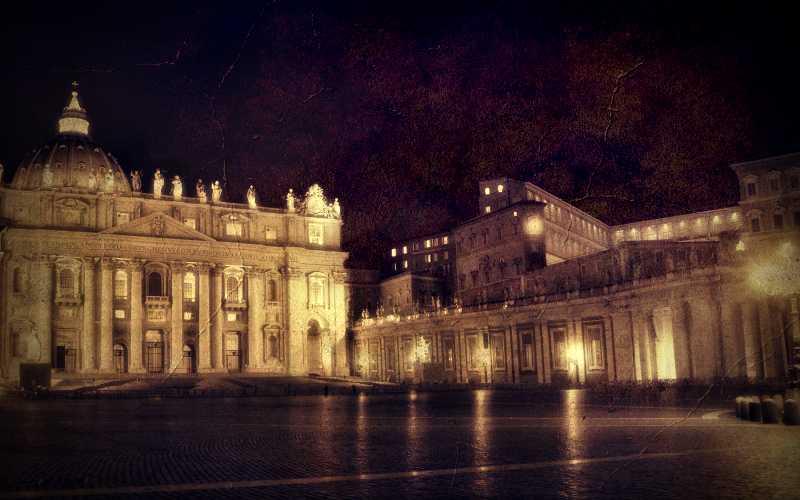 Άγνωστης Ταυτότητας Ιπτάμενο Αντικείμενο πάνω από το Βατικανό, το 1958…