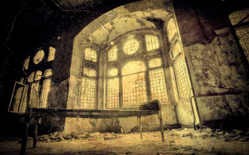Τα φαντάσματα έχουν άραγε σώμα από αιθέρα;