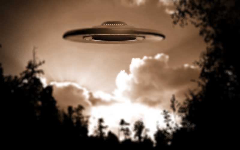 Θέαση ιπτάμενου δίσκου από Άγγλους Αστυνομικούς, το 1967...