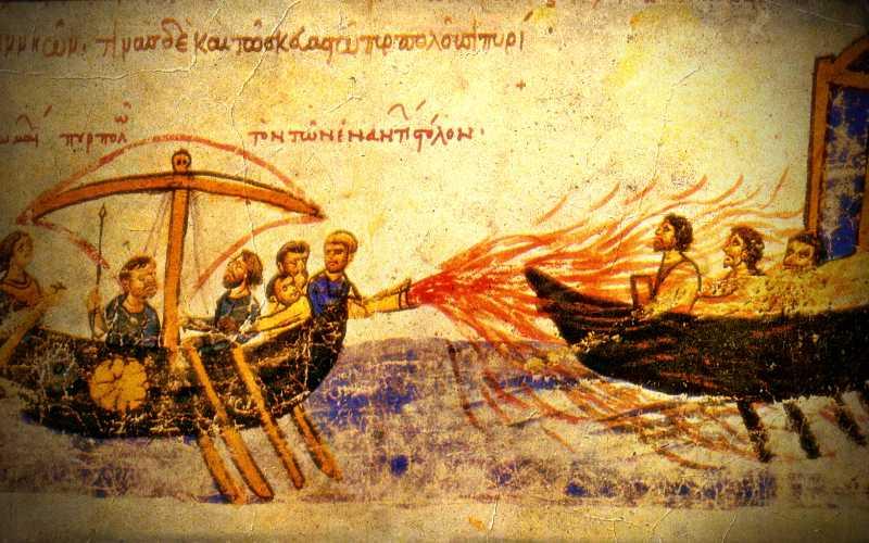 Τα ασφυξιογόνα αέρια κατά την αρχαιότητα...