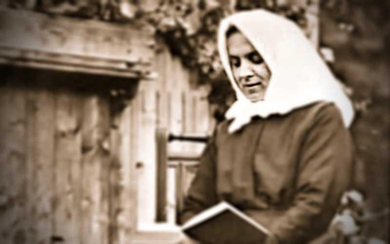 Η συγκλονιστική ιστορία της στιγματικής Therese Neumann…