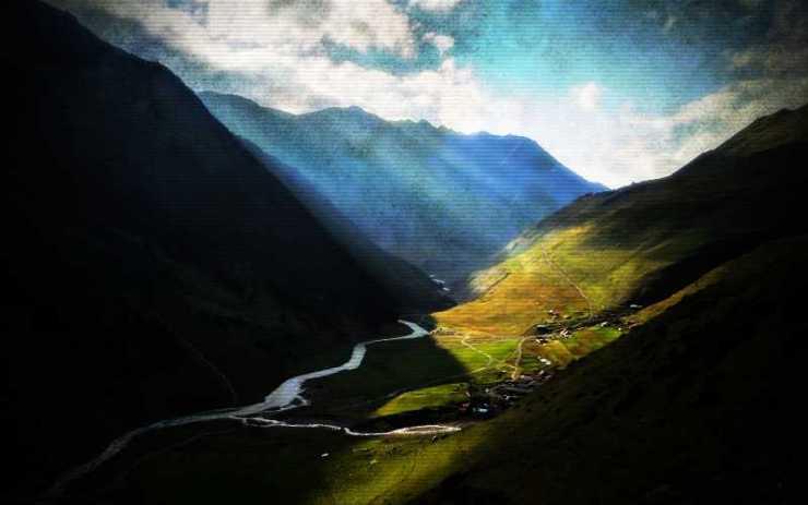 Οι υπεραιωνόβιοι της φυλής Αμπάζι του Καυκάσου…