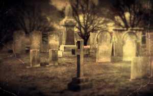 Το στοιχειωμένο νεκροταφείο του Σάουθ Μιμς...