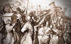 Πώς κατέρρευσαν τα τείχη της Ιεριχούς;