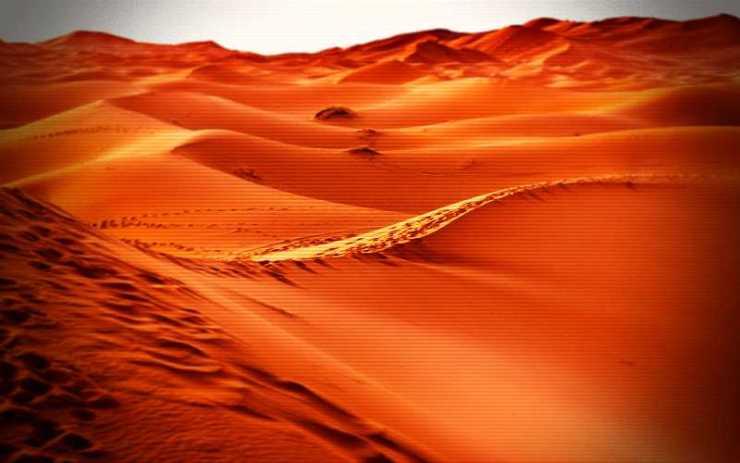 Το μυστηριώδες θαύμα της ερήμου που τραγουδά…