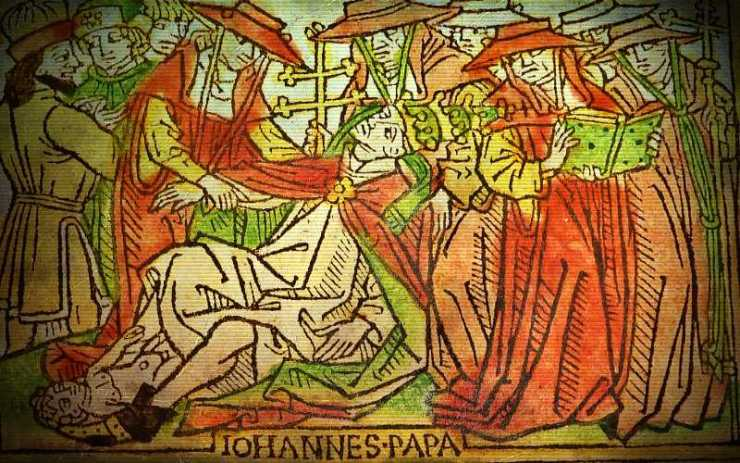 Ο θρύλος της Πάπισσας Ιωάννας (Μέρος Β)...