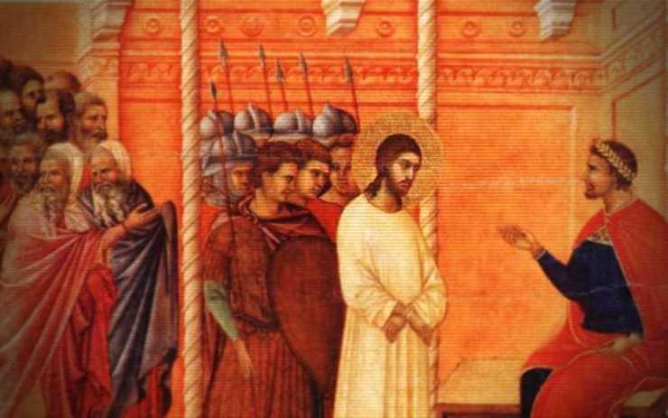 Ιστορική αναφορά του Πόντιου Πιλάτου για τον Ιησού (Μέρος Α)...