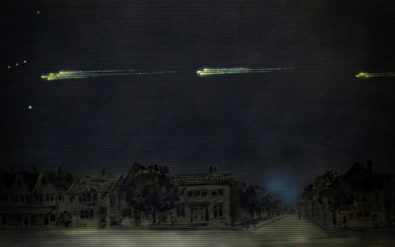 Το ουράνιο φαινόμενο του 1913...