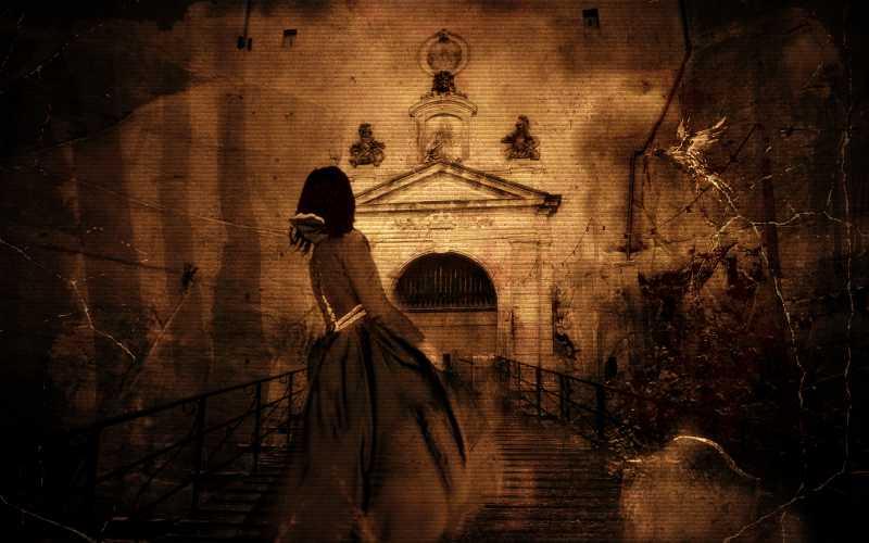 Φαντάσματα ανατριχιαστικά και φαντάσματα συγκινητικά...