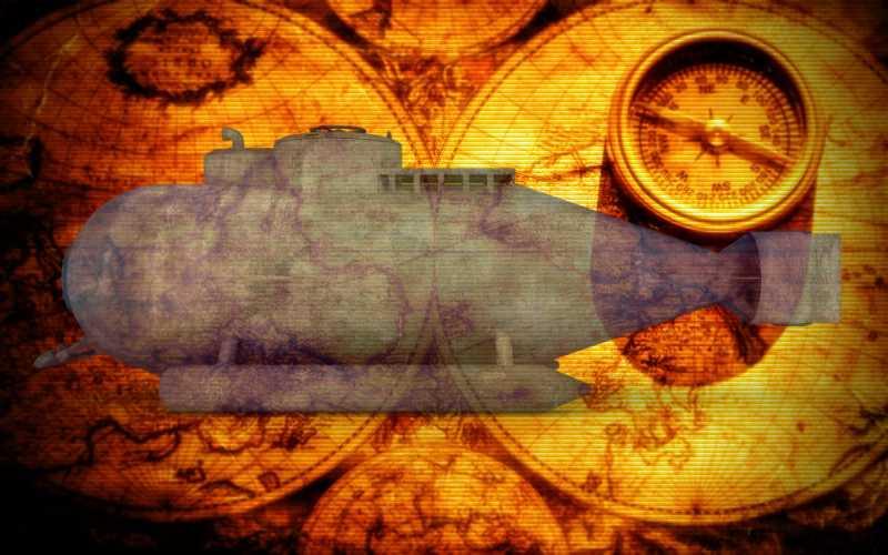 Η ιστορία του υποβρυχίου από την εποχή του Μεγάλου Αλεξάνδρου…