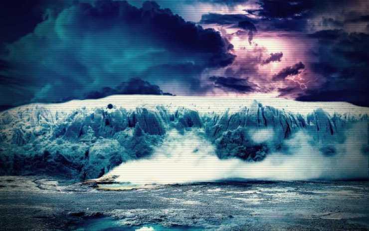 Άγνωστης ταυτότητας ιπτάμενο αντικείμενο πάνω από την Ανταρκτική, το 1965...