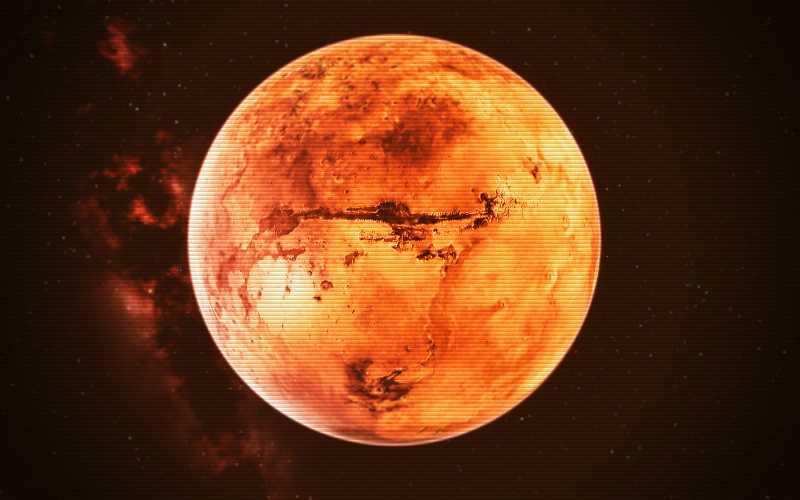 Ανακάλυψη χιονιού στην επιφάνεια του Άρη, το 1924...