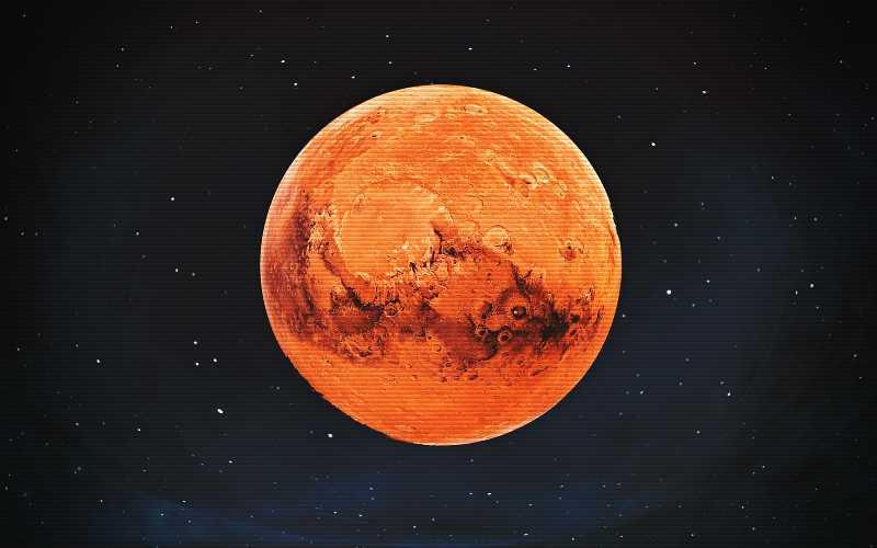 Πόσο οξυγόνο υπάρχει στον Άρη;
