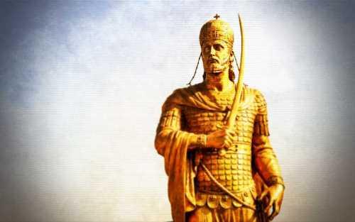 Η ανακάλυψη των όπλων του Κωνσταντίνου Παλαιολόγου...