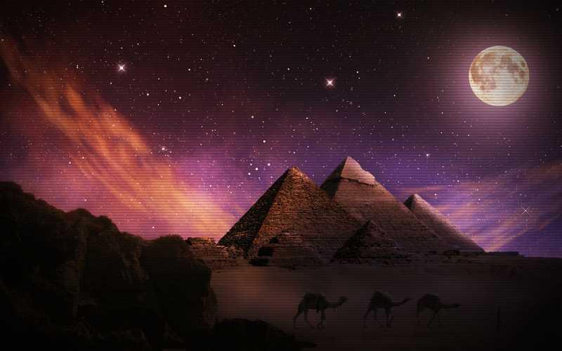 Η απίστευτη ιστορία του οστού που εκλάπη από Πυραμίδα και η κατάρα που το συνόδευε...