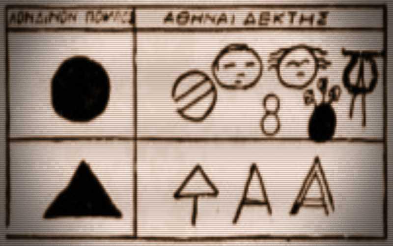 Τα τηλεπαθητικά πειράματα ανάμεσα στην Αθήνα και στο Λονδίνο, το 1938...