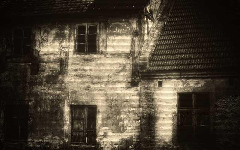 Το φάντασμα της γριάς στον Βυθό Κοζάνης, το 1952...