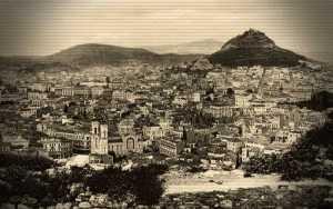 Η προαίσθηση που αναστάτωσε τα αθηναϊκά κοσμικά σαλόνια, το 1928...