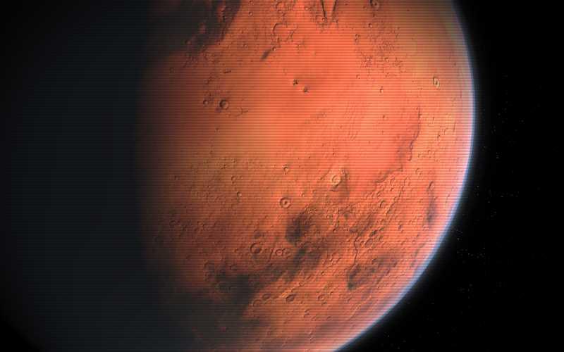 Επιστημονικές παρατηρήσεις για τον Άρη, το 1925...