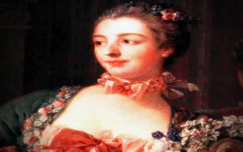 Η σαγηνευτική μαιτρέσσα Μαντάμ ντε Πομπαντούρ (Μέρος Α)...