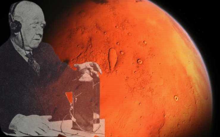 Τα τηλεπαθητικά πειράματα του Δρ. Mansfield Robinson για τον Άρη, το 1933...