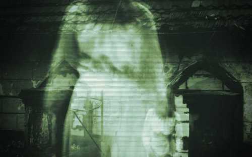 Το φάντασμα της Λευκής Κυρίας του South Mimms…