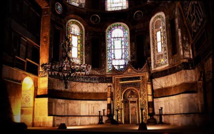 Ποια ήταν η μυστηριώδης Ευφρασία της Αγίας Σοφίας;