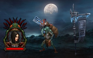 Diablo III – BlizzCon Pennant, Pet, and Portrait