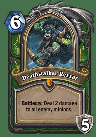 Deathstalker Rexxar