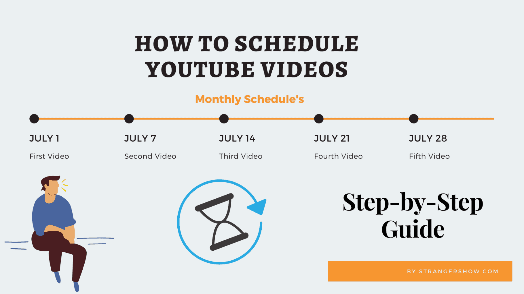 How To Schedule Youtube Videos In 2020 A Step By Step Guide