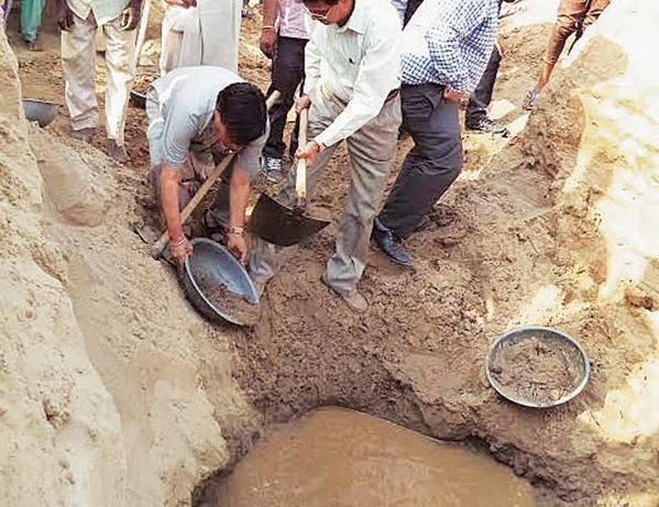 Sarasvathi River Found