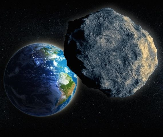 Halloween asteroid Newly discovered asteroid will make