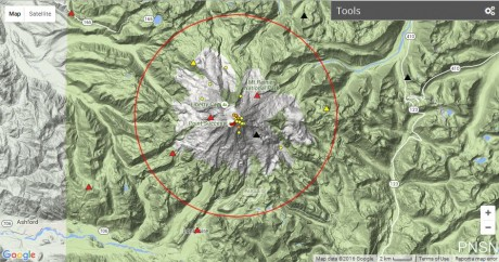 Mt. Rainier earthquake swarm, Mt. Rainier earthquake swarm may 2016, Mt. Rainier earthquake swarm map, Mt. Rainier earthquake swarm map may 2016, Cascade volcano eruptions, earthquake swarm cascade volcanoes, eartquake swarm mount rainier, earthquake swarm mount st. helens, earthquake swarm mount hood, earthquake swarm may 2016 cascade volcanoes