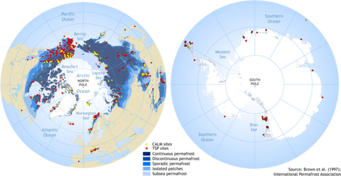 permafrost, permafrost carbon, permafrost carbon arctic, permafrost carbon antarctic, permafrost carbon thawing