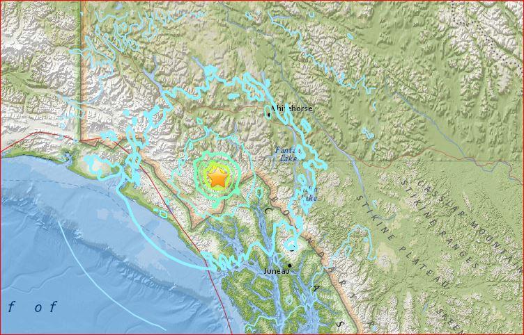 alaska earthquake may 1 2017, M6.3 earthquake alaska may 1 2017, earthquake swarm alaska may 1 2017