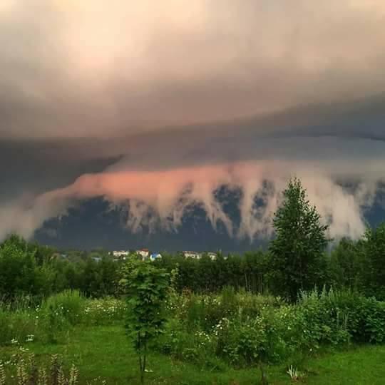 terrifying cloud, terrifying cloud pictures, terrifying cloud video