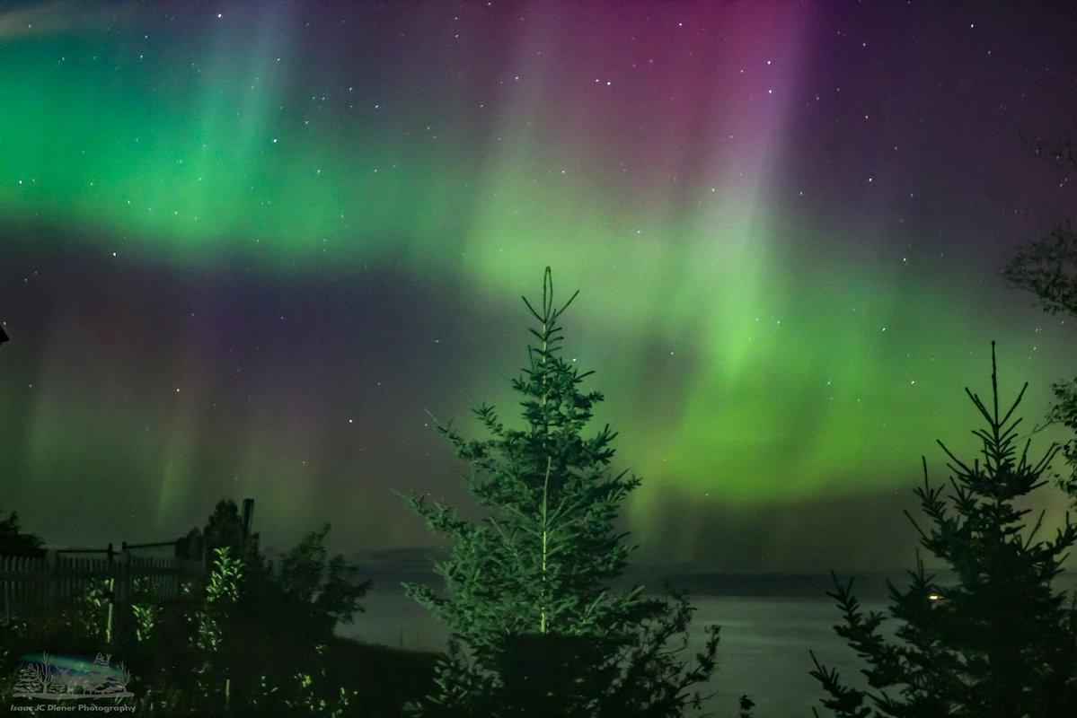 Northern Lights Alaska August 2017