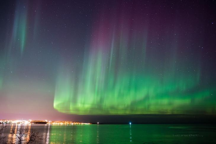 Northern Lights Fairbanks November