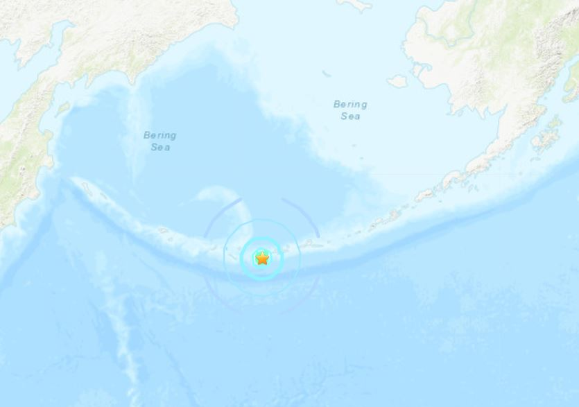 alaska earthquake january 5 2019