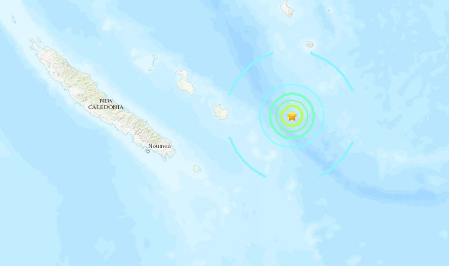 M6.2 earthquake new caledonia may 19 2019, M6.2 earthquake new caledonia may 19 2019 map, M6.2 earthquake new caledonia may 19 2019 tsunami