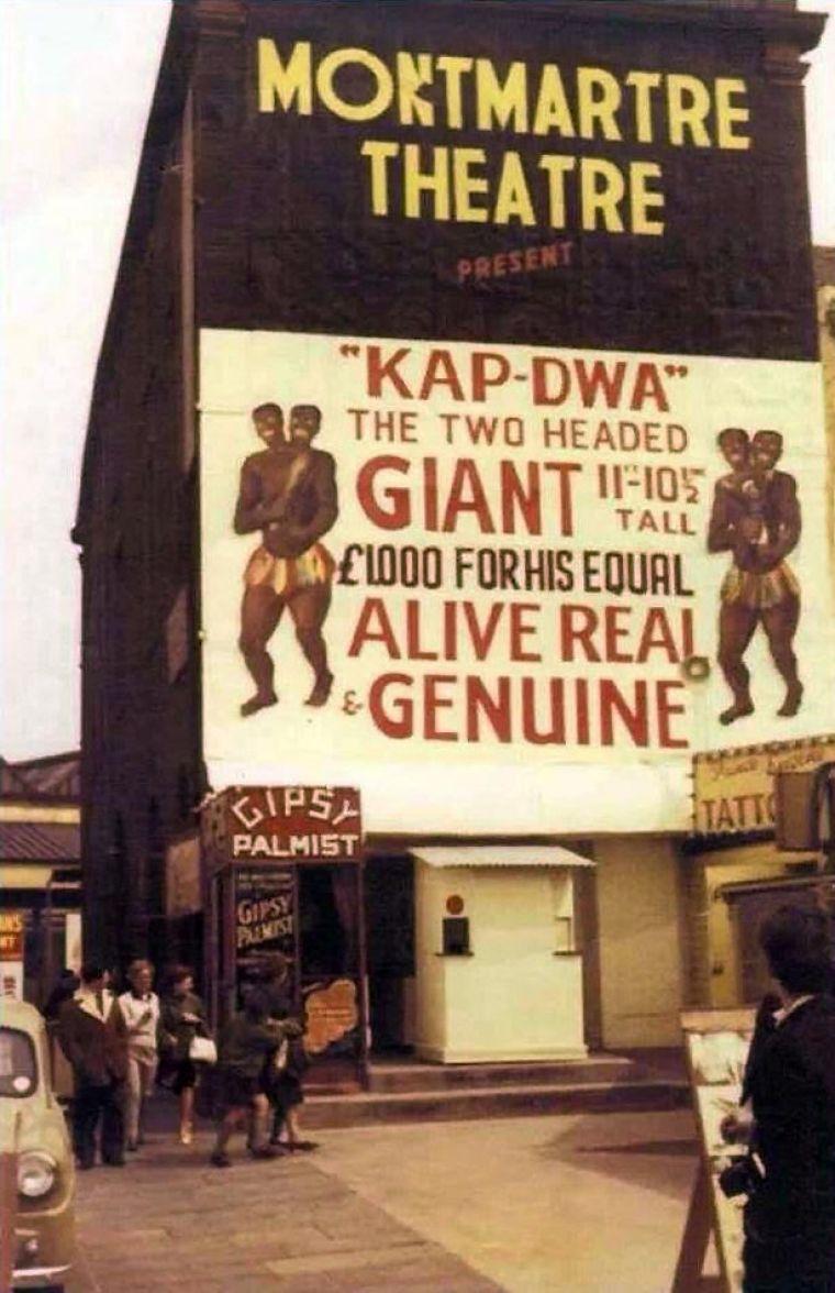 Kap-Dwa, gigante Kap-Dwa, gigante de dos cabezas Kap-Dwa, fotos gigantes de dos cabezas Kap-Dwa, video gigante de dos cabezas Kap-Dwa