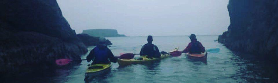Sea Kayak Tours